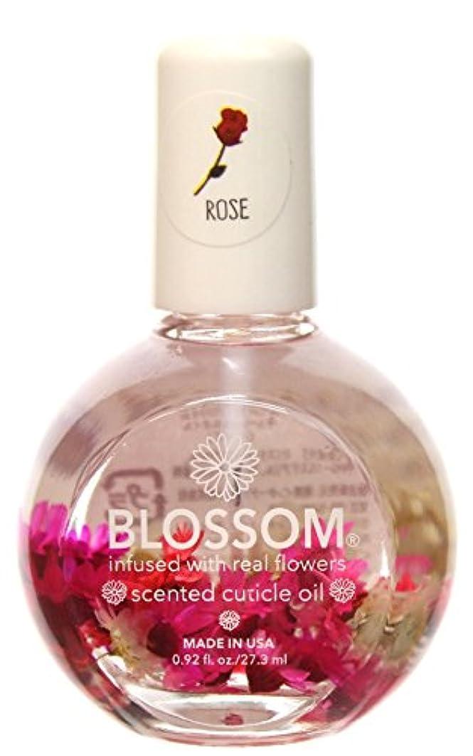 明らかにする赤道ありがたいBlossom ネイルオイル フラワー ローズ 30ml ハワイ お土産 ハワイアン雑貨