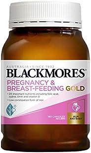 Blackmores Pregnancy & Breast-Feeding Gold (180 Capsu