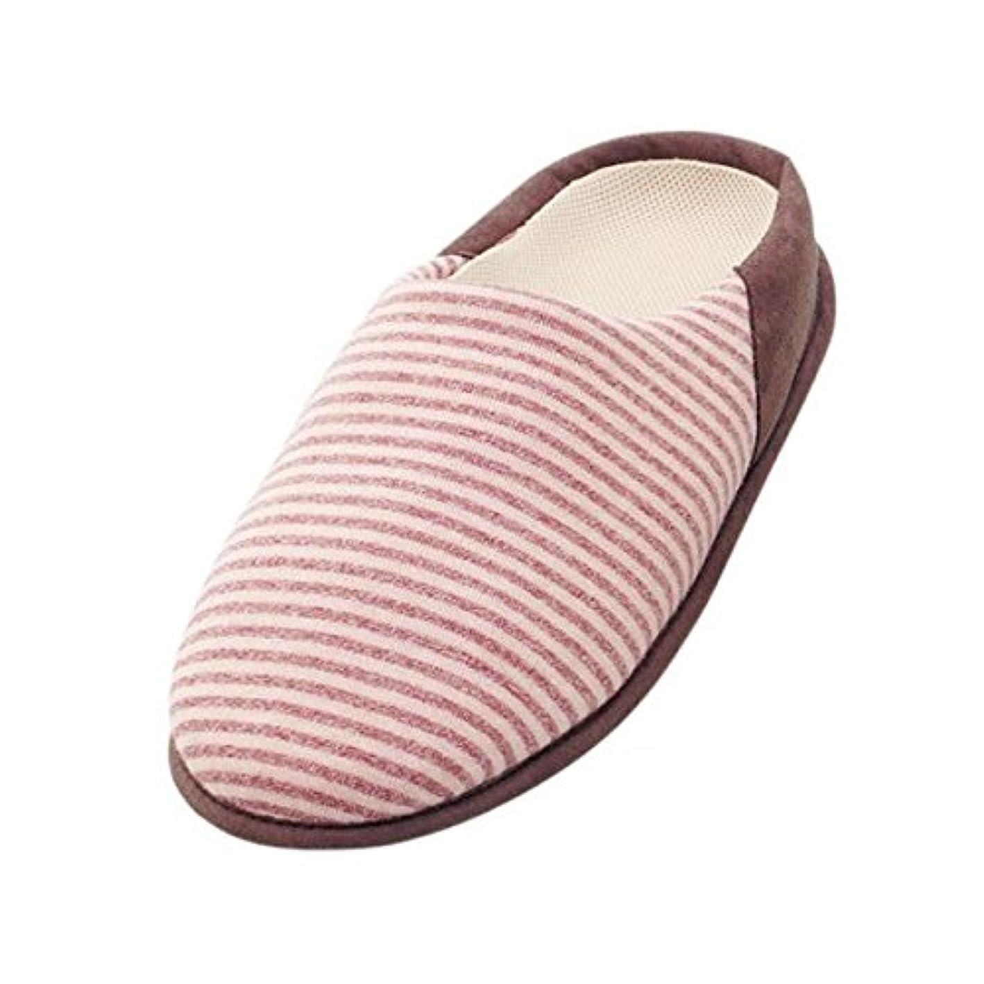 介護靴 室内用 チャルパー 2223 両足 徳武産業 あゆみシリーズ / M ピンク ds-1444785
