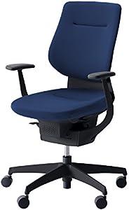 コクヨ イング イス ネイビー クッションタイプ デスクチェア 事務椅子 座面が360°動く椅子 CR-G3203E6G4T7-WN 【ラクラク納品サービス】