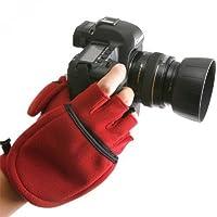 MATIN 撮影用手袋 マルチシューティングクラブXL ワイン M-7858