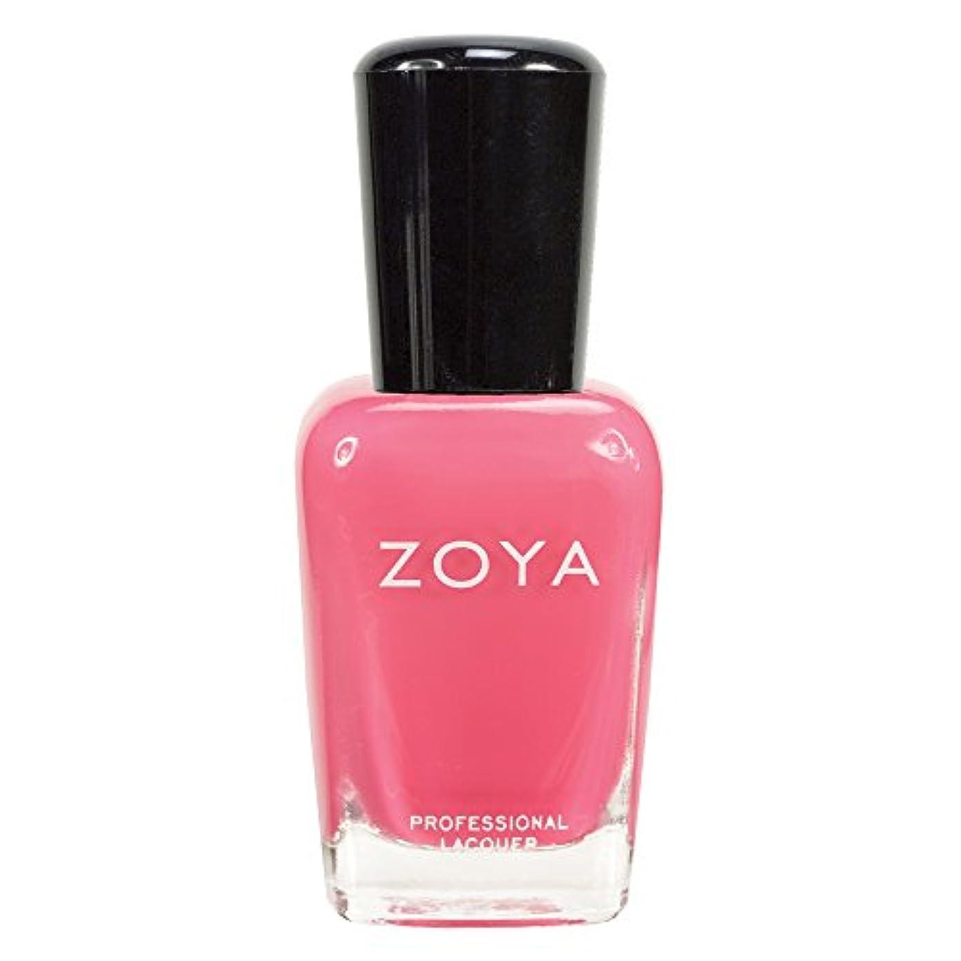ZOYA ゾーヤ ネイルカラーZP440 LO ロー 15ml キュートなパステルピンク マット/クリーム 爪にやさしいネイルラッカーマニキュア