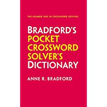Collins Bradford's Pocket Crossword Solver's Dictionary: Over 125,000 Solutions in an A-Z Format