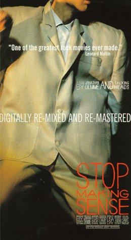 Talking Heads - Stop Making Sense [VHS] [Import]