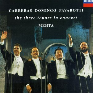 Three Tenors Deluxe Gold