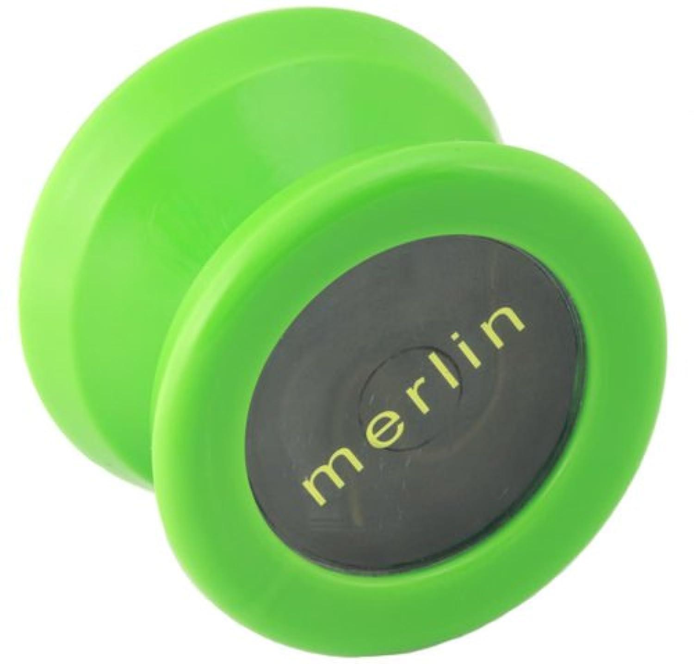 (ヨーヨーキング) Yoyo King Merlin (マーリン) グリーン  プロ仕様レスポンシブ ヨーヨー ナロータイプ Cサイズベアリング&予備ストリング付属