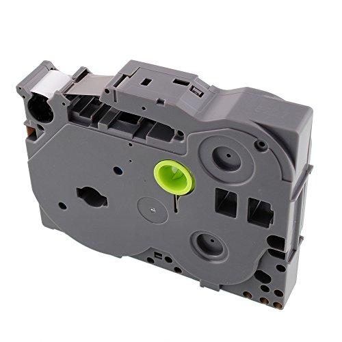[해외]Tiptiper 12mmx 8mPrint 터치 라벨 테이프는 브라더 P- 터치 TZ-231 TZe-231에 적합한 물 그리스 마모 퇴색을 방지합니다/Tiptiper 12 mm x 8 mPrint touch label tape prevents water grease wear fading conforming to Brother P-touch TZ-231 TZe...