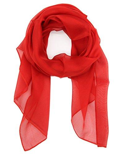 100%真絲圍巾小[S尺寸] 95×65厘米手帕袋圍巾手絹頸部原始溫暖選擇的24種顏色[造我日本]
