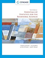 Essentials of Statistics for the Behavioral Sciences (Mindtap Course List)