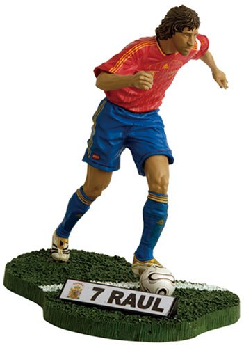 FT Champs - Spain (World Cup 2006): 6 Inch Premium Figure - ラウール