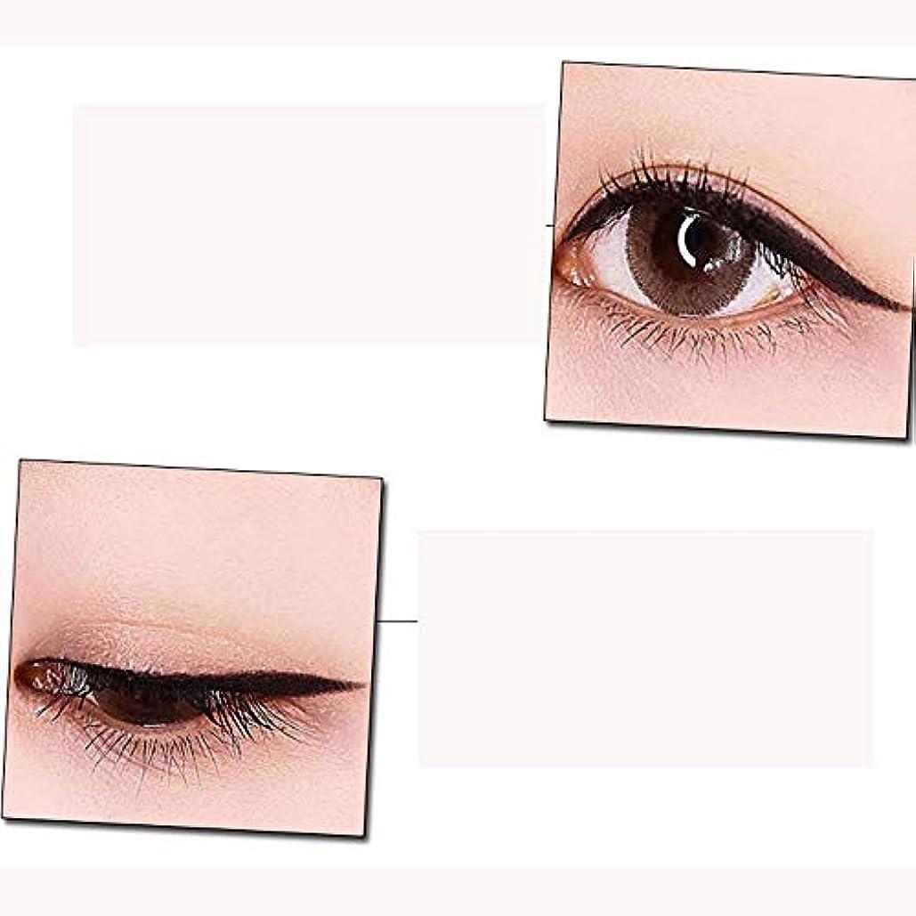 コントロール形容詞レビュアー長い目の化粧メイク初心者アイライナーペン持続的な咲かない防水汗