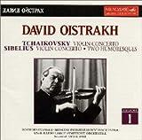チャイコフスキー&シベリウス : ヴァイオリン協奏曲