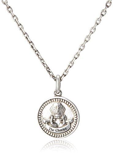[해외][사자 왕] LION HEART 의도 동전 목걸이 01NE0831CH/[Lion Heart] LION HEART Intent Coin Necklace 01NE0831CH