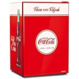 Husky 110L Solid Door Coca Cola Bar Fridge