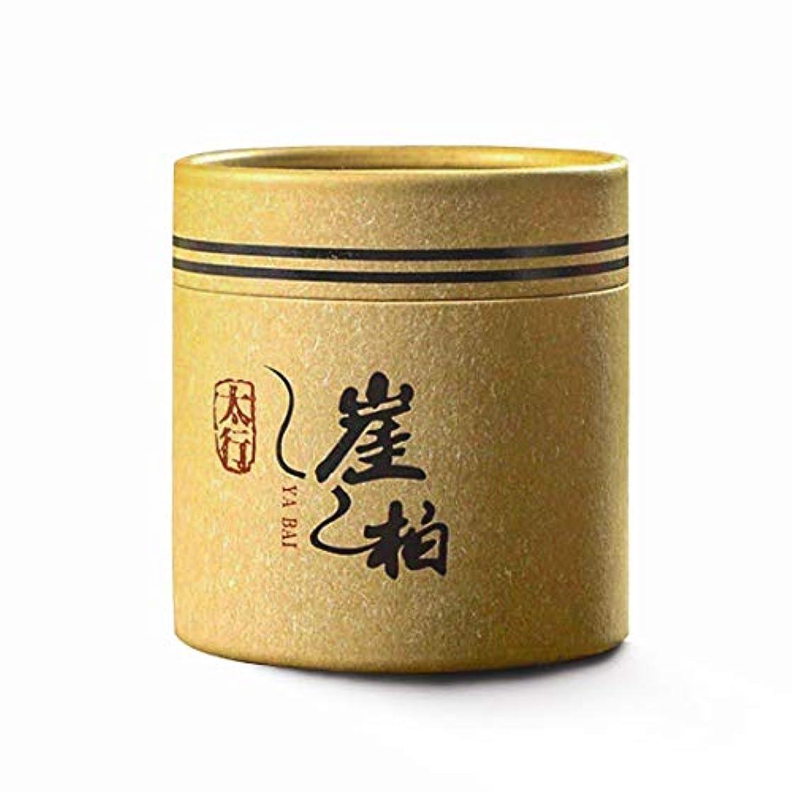 アルネ買い物に行く歴史家Hwagui お香 陈化崖柏 優しい香り 渦巻き線香 4時間盤香 48巻入