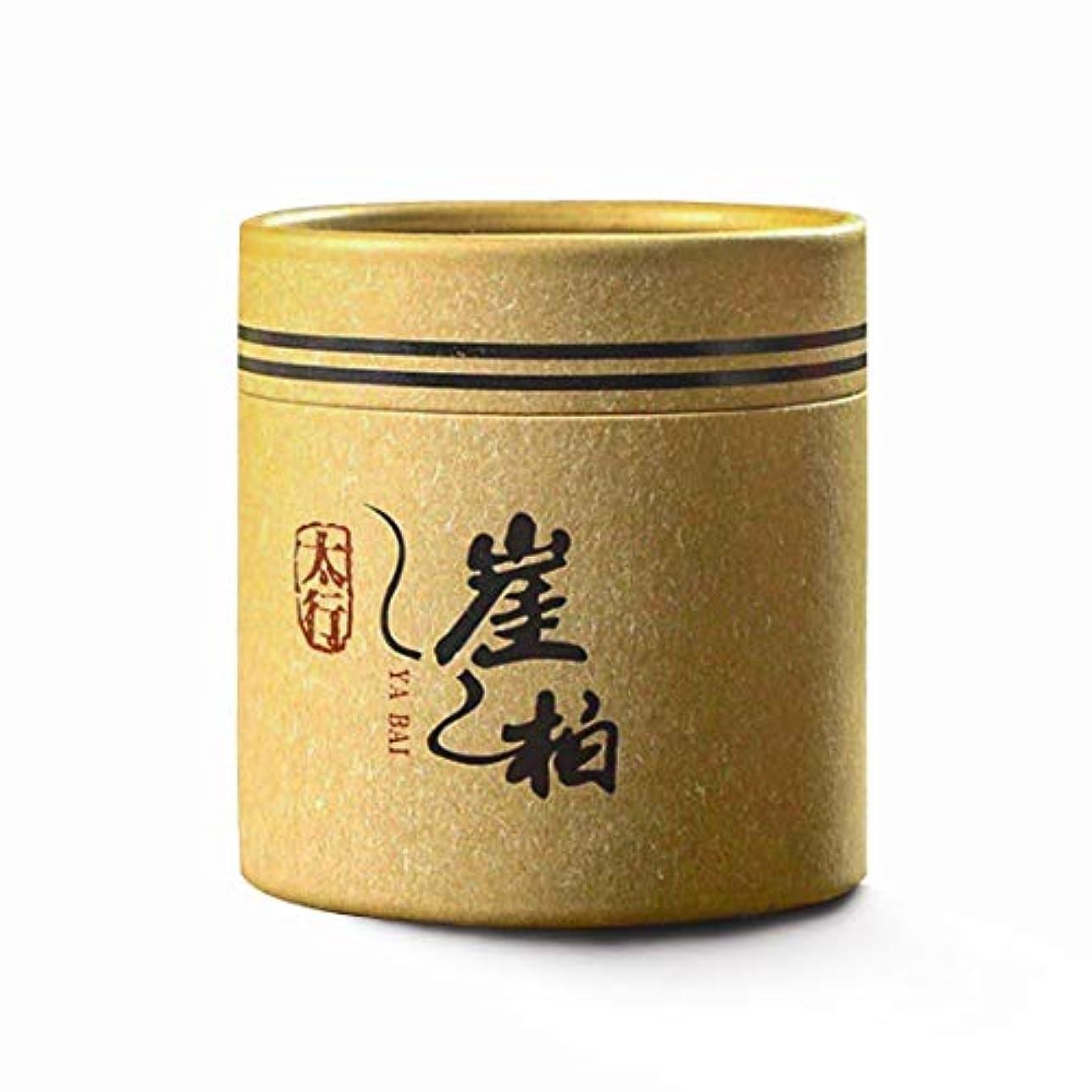 Hwagui お香 陈化崖柏 優しい香り 渦巻き線香 4時間盤香 48巻入