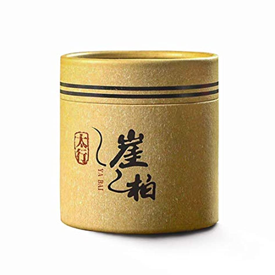 テクトニック試す間接的Hwagui お香 陈化崖柏 優しい香り 渦巻き線香 4時間盤香 48巻入