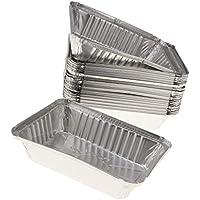 IPOTCH 50個 使い捨て ファーストフードボックス 食事ボックス 実用的 便利グッズ
