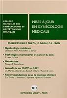 Maj en gynecologie medicale 2012