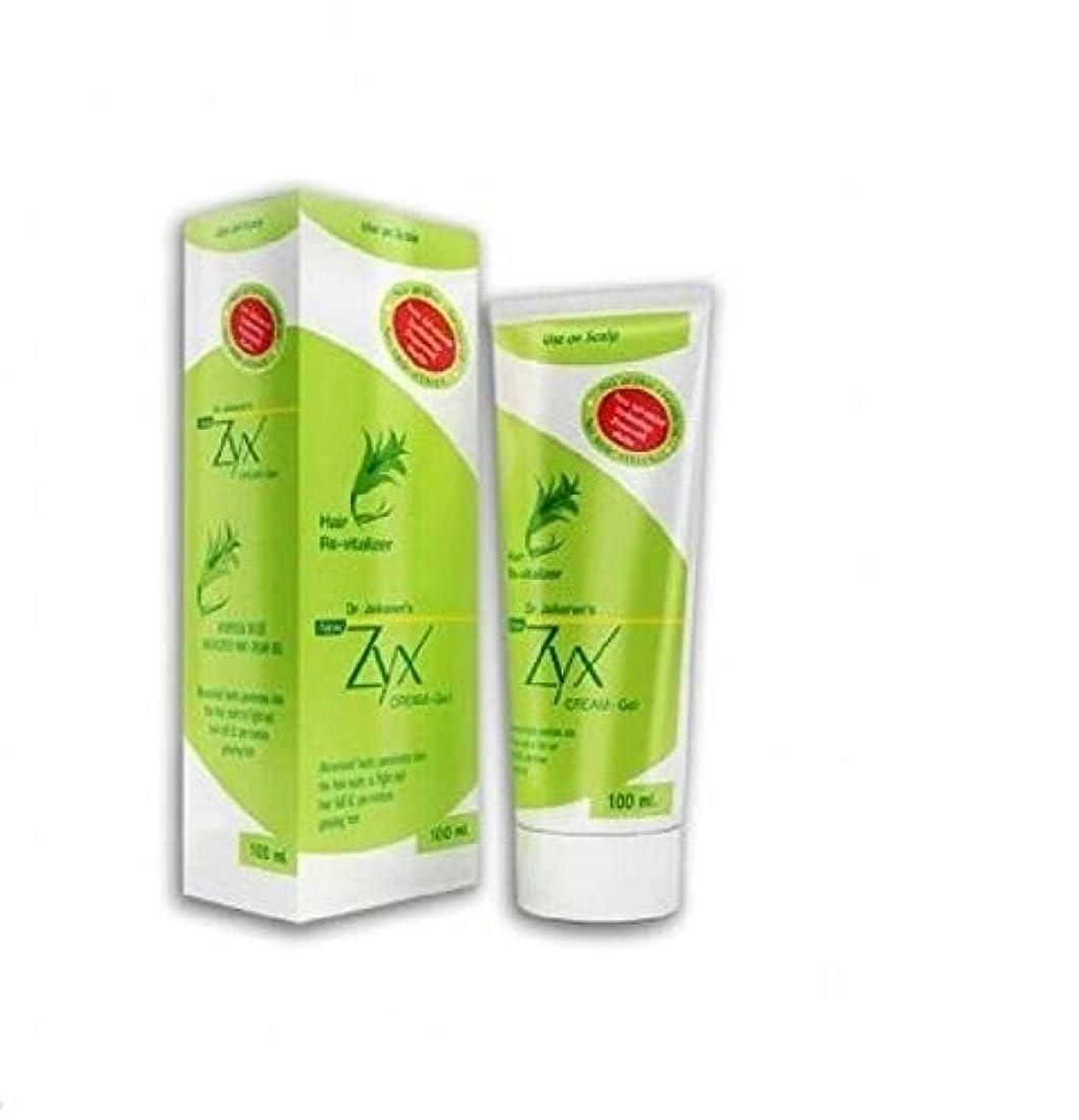 ジョガー今までメガロポリスHair Cream Gel Zyx ヘアクリームジェル 100ml 100% Natural for prevention of Hair related problems 髪の毛の問題を予防するための100%ナチュラル