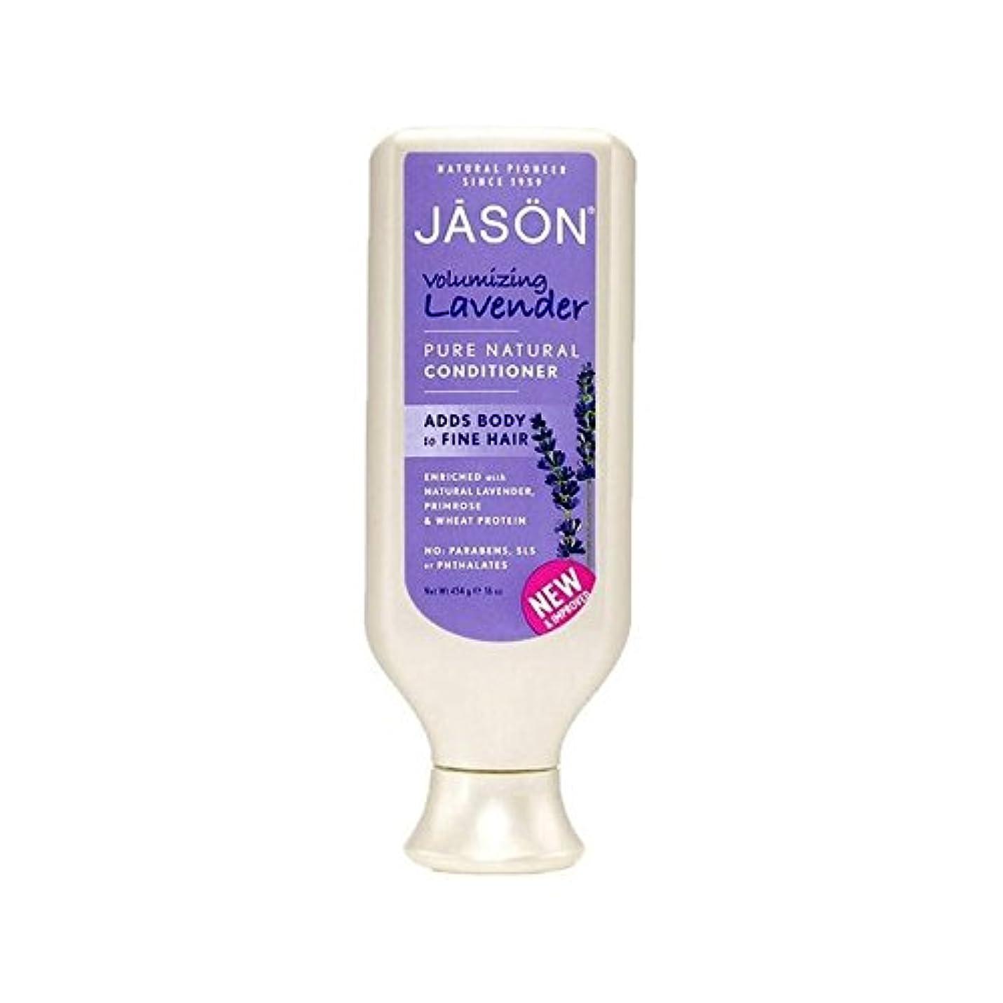 凍結アトラス慣らすJason Natural Lavender Conditioner (454G) (Pack of 6) - ジェイソン自然ラベンダーコンディショナー(454グラム) x6 [並行輸入品]