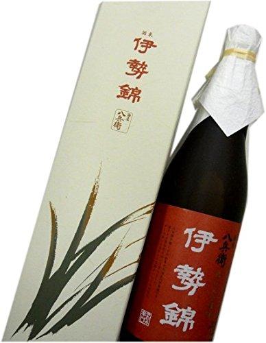 元坂酒造 酒屋八兵衛 純米大吟醸 伊勢錦 720ml 三重の酒...