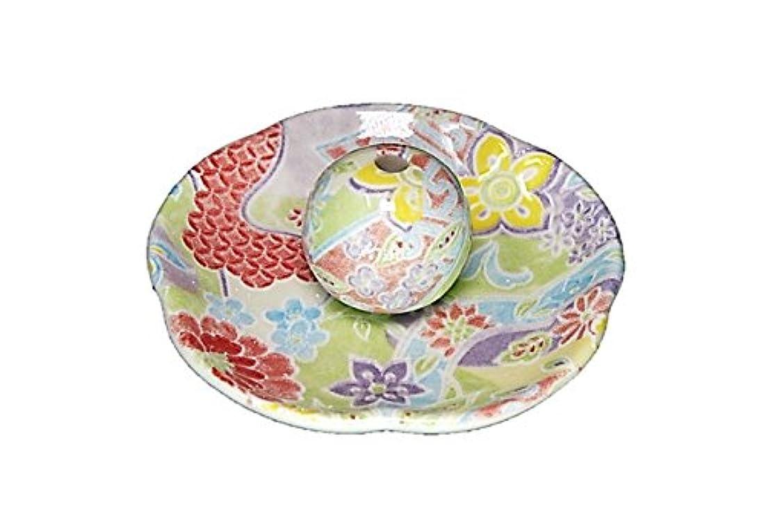 意欲気晴らしすり減る華舞 花形香皿 お香立て 日本製 製造 直売