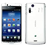 au スマートフォン IS11S by Sony Ericsson ホワイト 白ロム