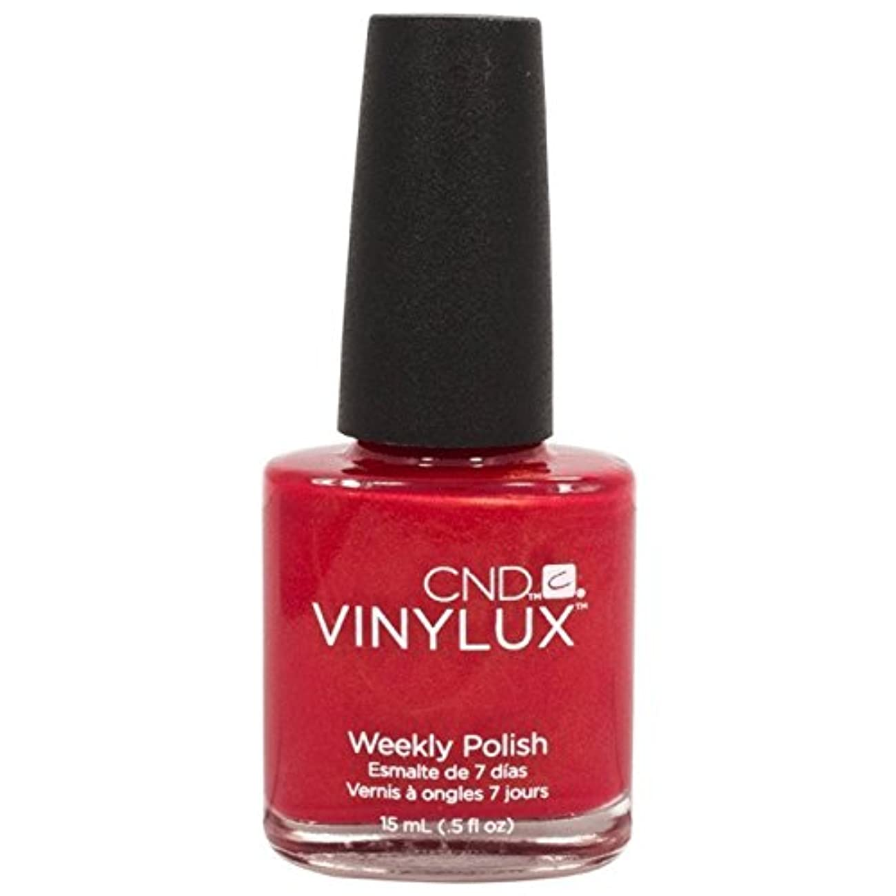 食物先にシートCND Vinylux Manicure Lacquer _Hollywood  #119 _15ml (0.5oz)