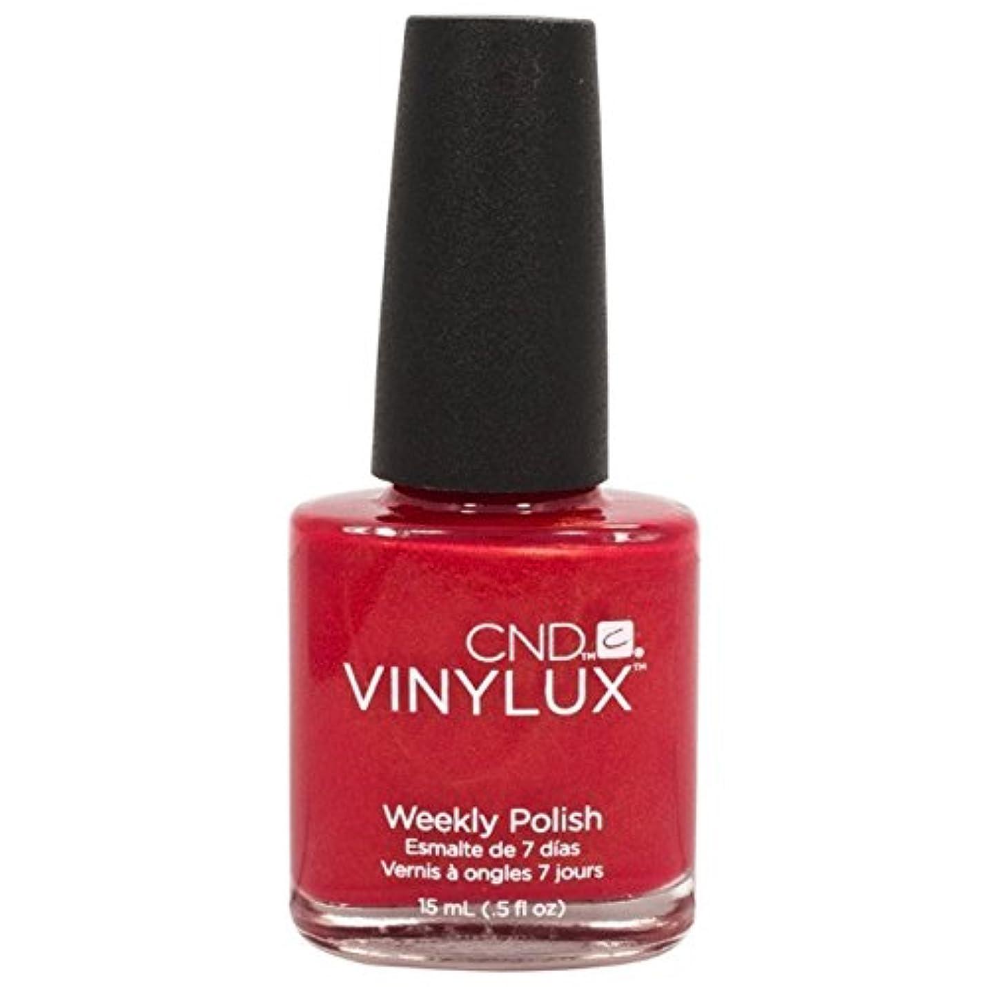 生き返らせる寄り添うメンテナンスCND Vinylux Manicure Lacquer _Hollywood  #119 _15ml (0.5oz)