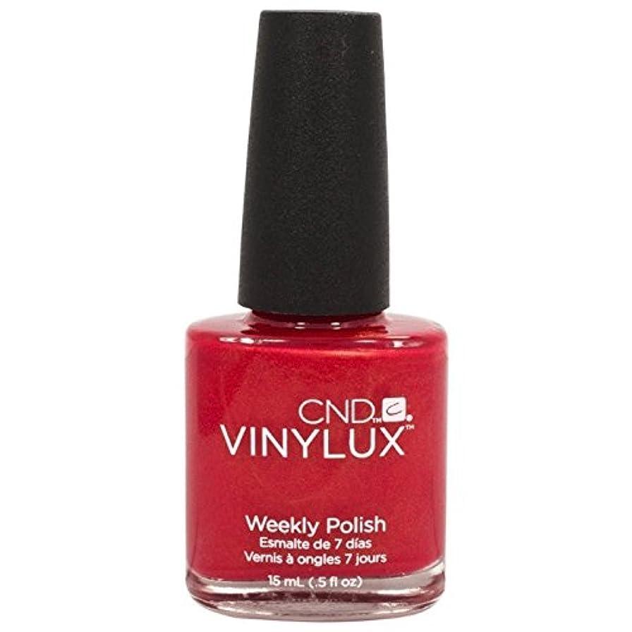 行方不明生態学疼痛CND Vinylux Manicure Lacquer _Hollywood  #119 _15ml (0.5oz)