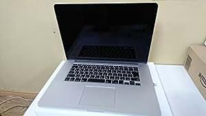 MacBook Pro  Retinaディスプレイ 2200/15.4 MJLQ2/A