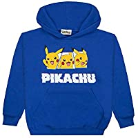 Pokemon Pikachu Boy's Hoodie
