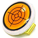 ゴルフ マーカー 水平器 マグネット 水平器マーカー ゴルフ用品 ゴルフマーカー ボールマーカー パター練習 ボール 傾斜