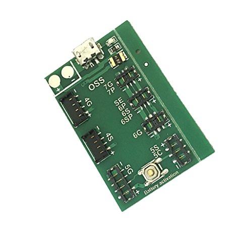 IPOTCH iPhone 4/4s/6/6 Plus/6s/6s Plus用 バッテリーテスター 起動ボード アクティベーション ボード DIY 修理
