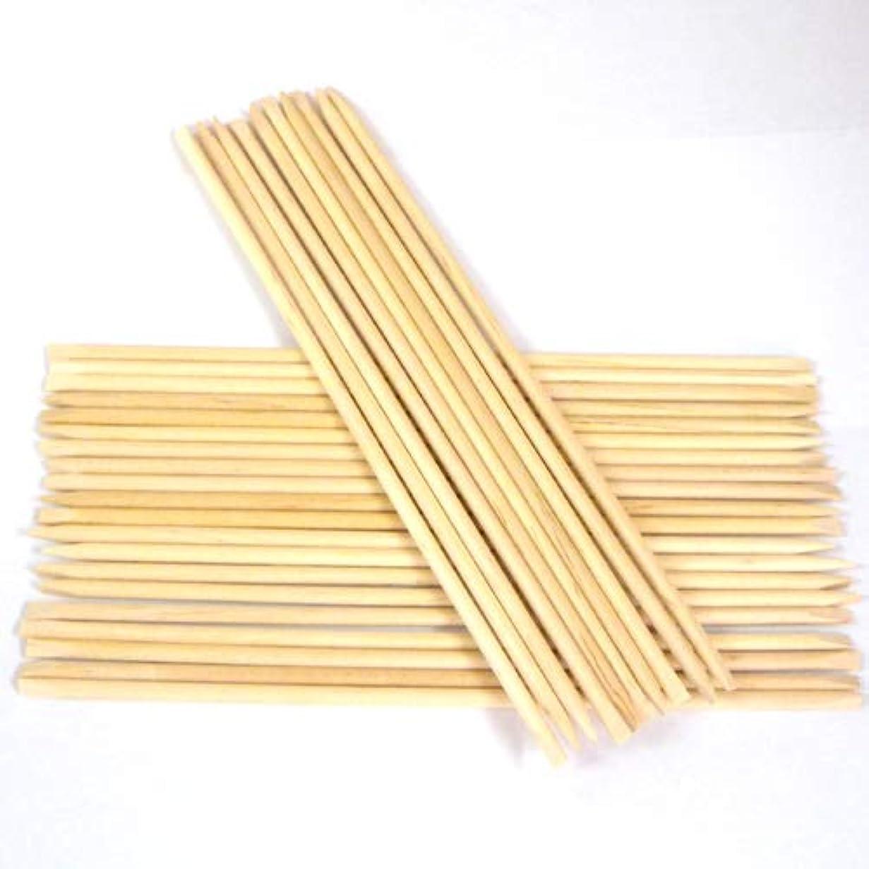 アジア人教室霧【ネコポス送料無料】ネイル用ウッドスティック 30本セット