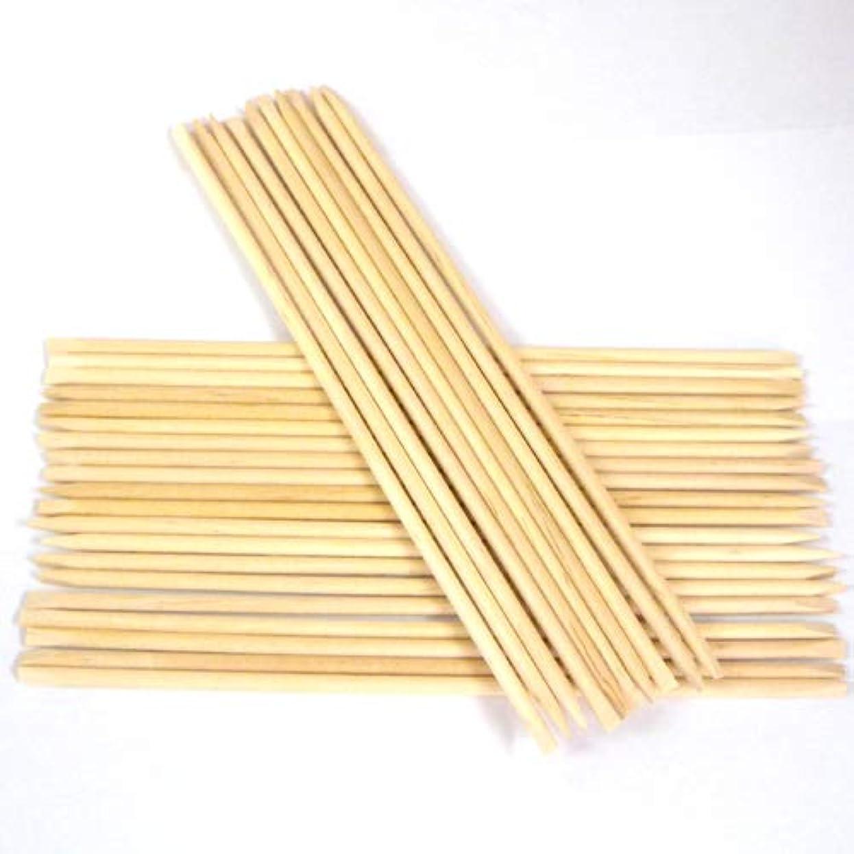 木材検出器資金【ネコポス送料無料】ネイル用ウッドスティック 30本セット