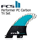 FCS2 エフシーエス ワンタッチ フィン トライフィン FCS2 PERFORMER PC CARBON FCS2 LARGE