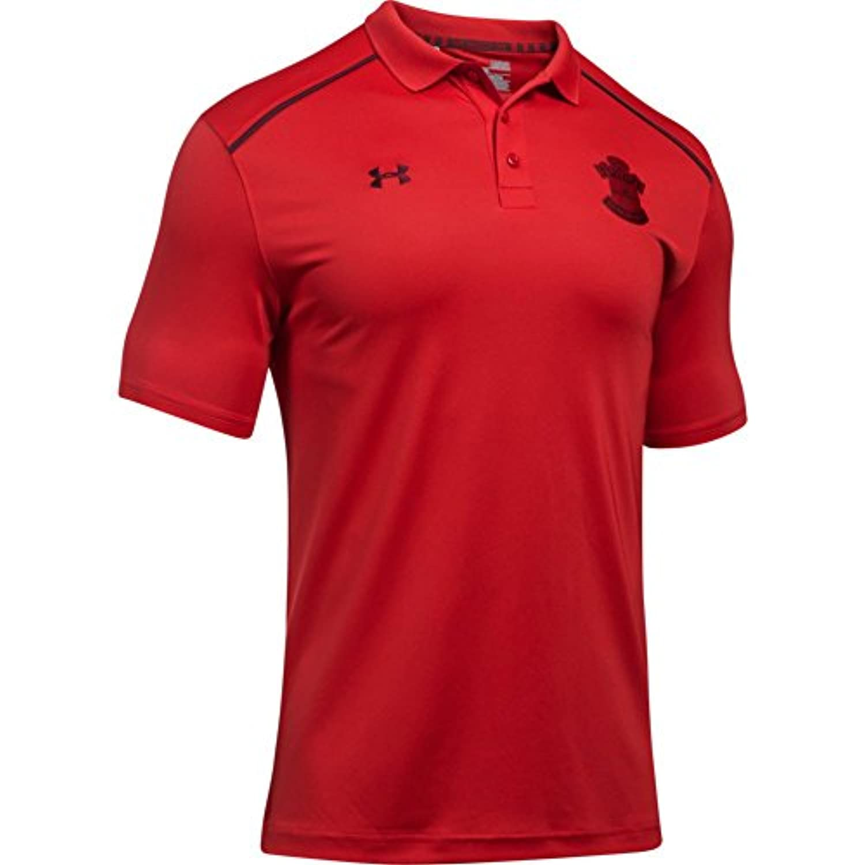 2017-2018 Southampton Team Polo Shirt (Red)