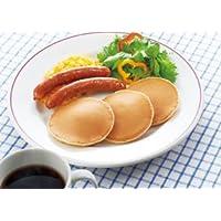 【10個セット】【冷凍】 ミニパンケーキ 24枚 ディライト ベーカーズ テーブルマーク×10袋