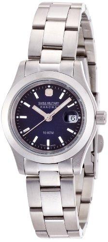 腕時計 エレガント ML-103 レディース スイスミリタリー ハノワ