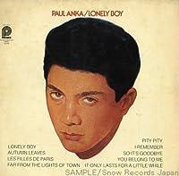 Paul Anka/Lonely Boy