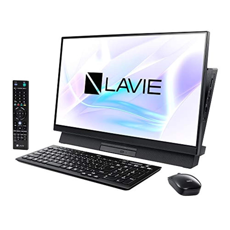 散らすスペシャリスト次NEC 23.8型デスクトップパソコン LAVIE Desk All-in-one DA370/MAB【2019年春モデル】Celeron/メモリ 4GB/HDD 1TB/TV機能(シングルチューナ)/Office Personal 2019 PC-DA370MAB
