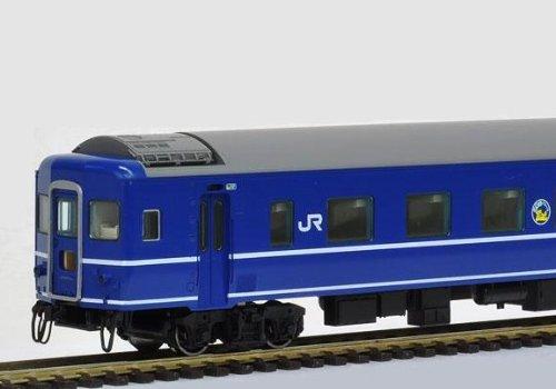 (HO)24系24形特急寝台客車(あけぼの)増結4両セット TOMIX HO-073