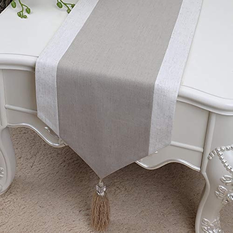 テーブルランナー ホームデコレーション 北欧 おしゃれ 長方形 エレガント モダン シンプル 結婚式 クリスマス (PATTERN : 1, Size : 300*30cm)