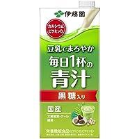 伊藤園 毎日1杯の青汁 (紙パック) 1L×6本