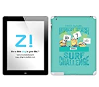 Zing Revolution Despicable Me 2 - Surf Challenge Tablet Cover Skin for iPad 4/3 (MS-DMT90351) [並行輸入品]