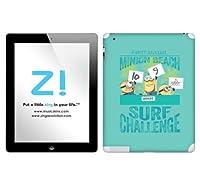 Zing Revolution Despicable Me 2 - Surf Challenge Tablet Cover Skin for iPad 4/3 (MS-DMT90351) [並行輸入品]