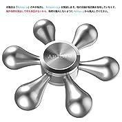 APTOYU 新型DIY ハンドスピナー 水道 Hand Spinner ストレス解消 6枚翼リムー...