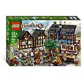 レゴ キャッスル 中世のマーケットヴィレッジ 10193 LEGO 並行輸入品